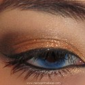 GoldGlitterLook