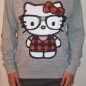 HelloKittyNerdTShirt