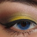 PurpleGreenAndYellowLook