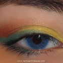 TropicalMakeupLook