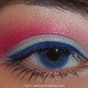 BrightPinkAndLightBlueLook
