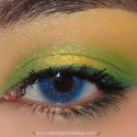 NeonGreenAndYellowLook