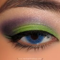PurpleAndGreenLook
