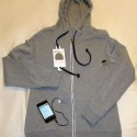 ColorfastApparelActiveAudioHoodie