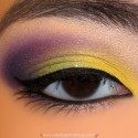YellowGreenAndPurpleLook