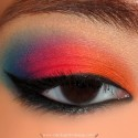 ColorfulBrightMakeupLook