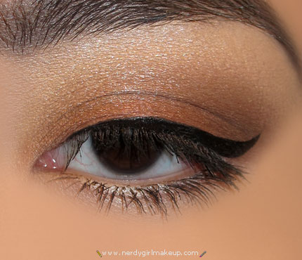 Makeup Palette on Make Up For Ever Wild   Chic Eye Shadow Palette Look