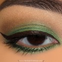 StPatricksDayGreenMakeupLook