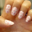 PinkPolkaDotNails